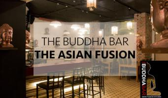The Buddha Bar Asian Fusion Kitchen, Helsinki