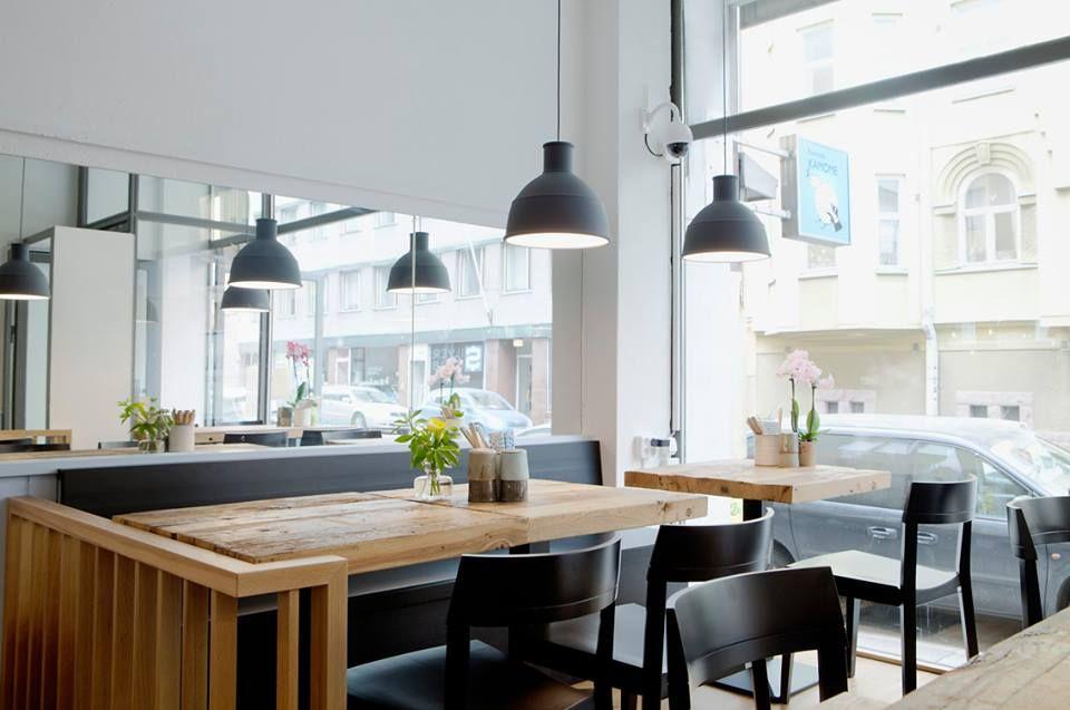 Ravintola Kamome, Helsingfors