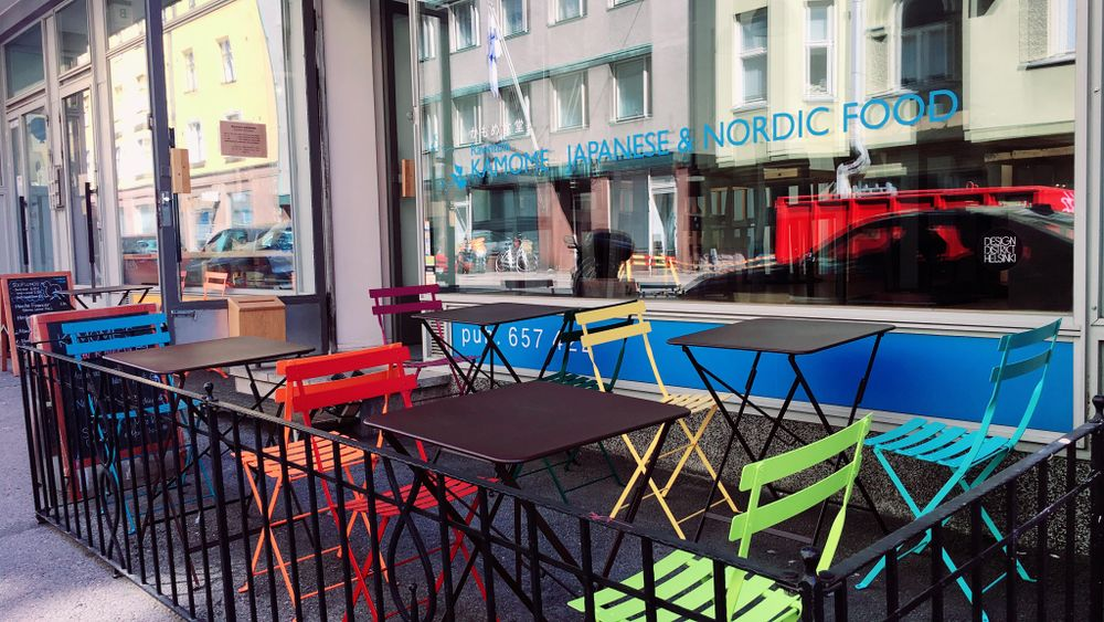 Ravintola Kamome, Helsinki