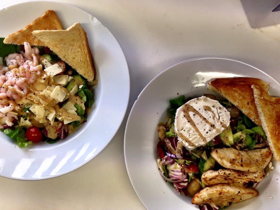 My Elle, Tampere: Salaatit