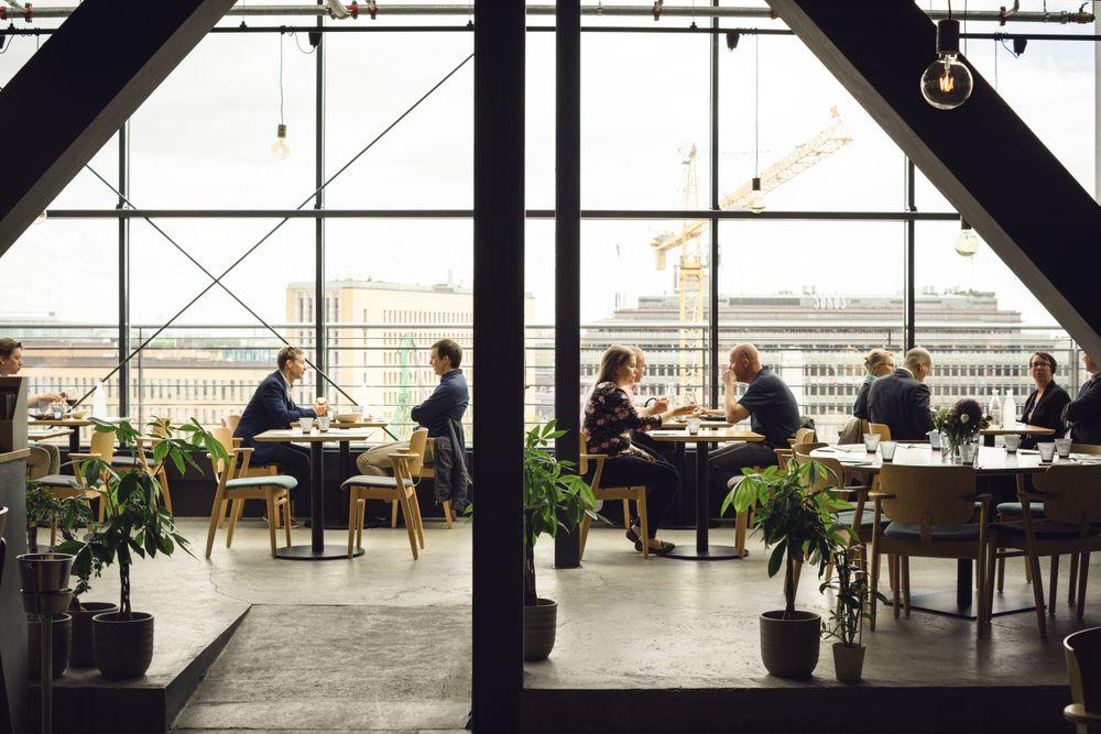 Restaurant Jord, Helsinki