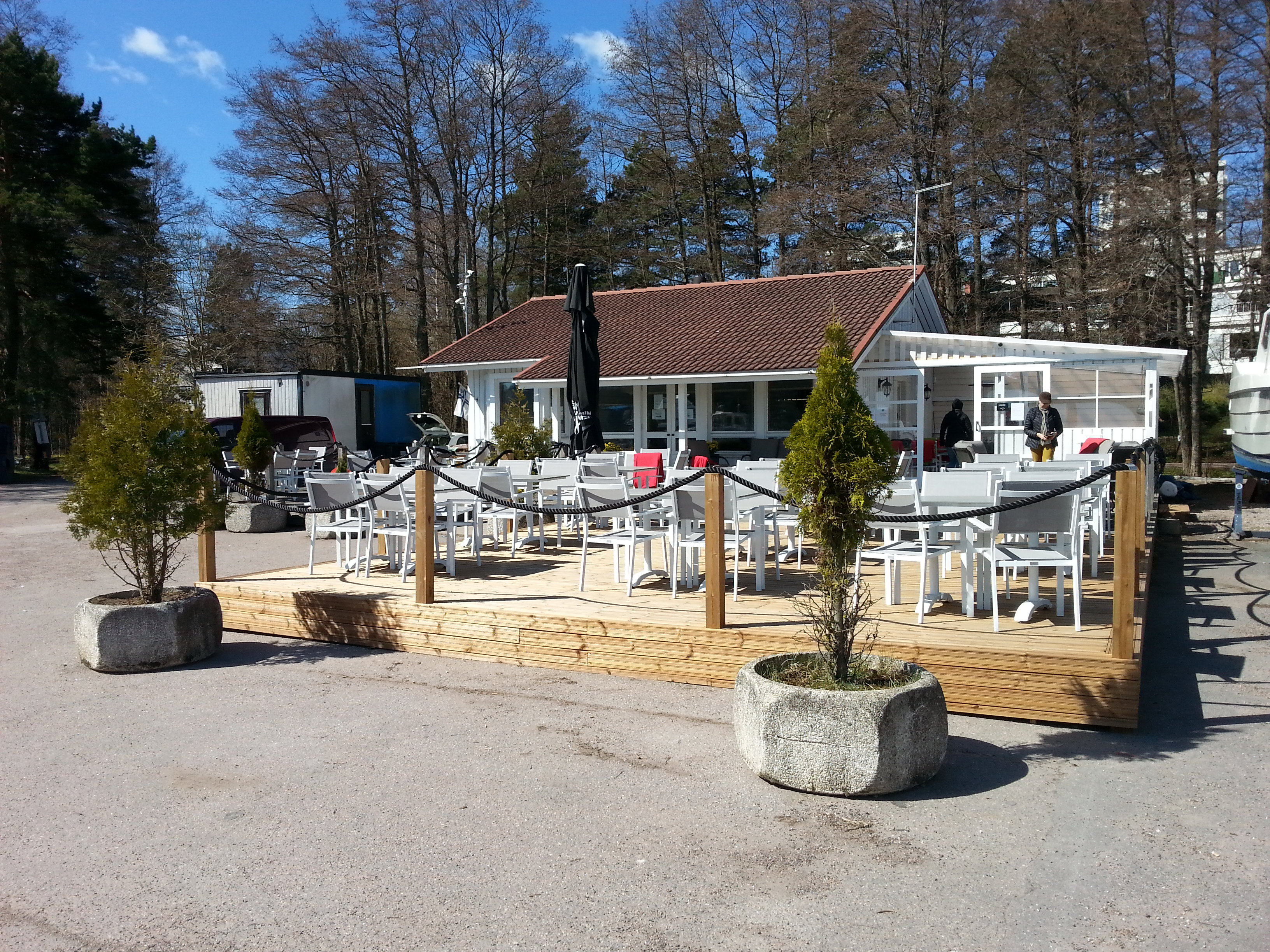 Café Otsolahti, Espoo