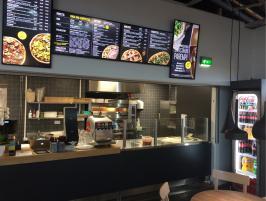 Kotipizza Columbus, Helsinki