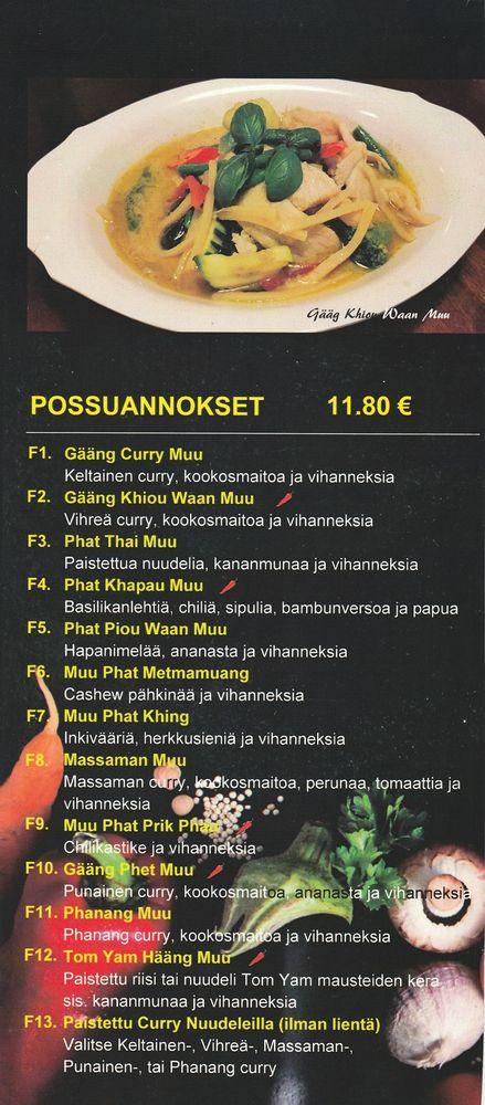 Thai Sisters' Wok, Tampere