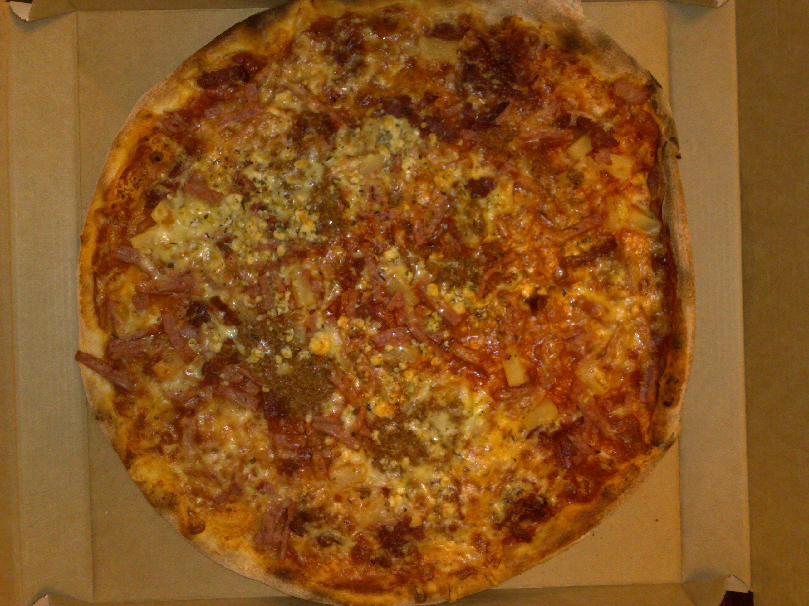Mega Pizza Kebab, Helsinki