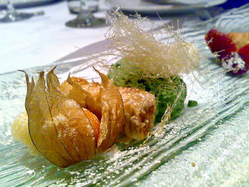 Farouge, Helsinki: Dessert