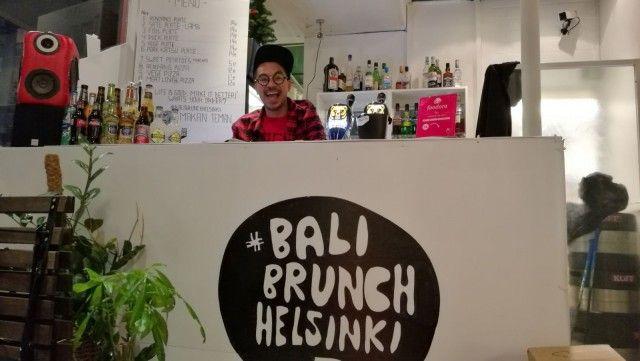 Bali Bagus Helsinki, Helsingfors