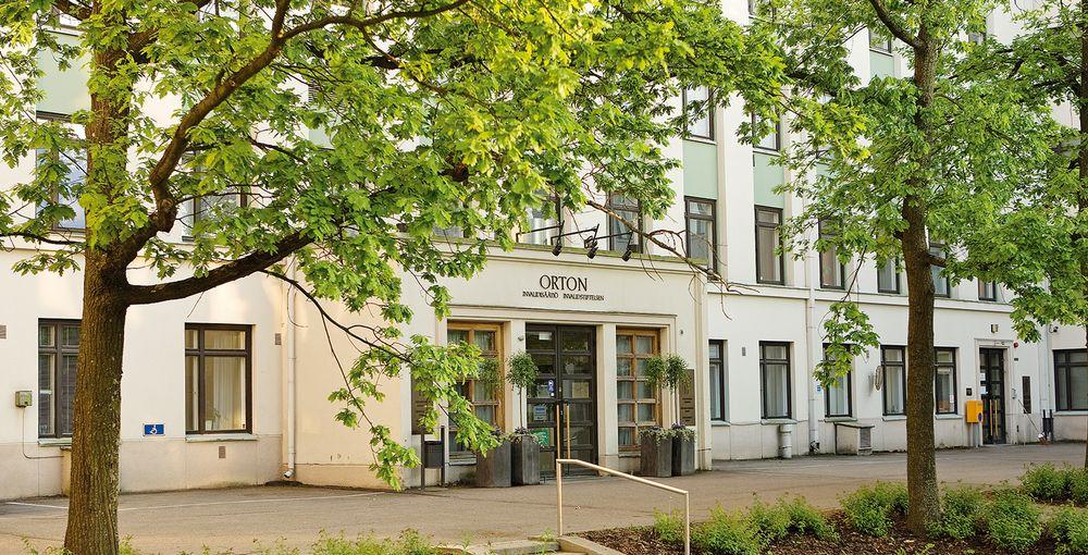 Invalidisäätiön ravintola, Tenholantie, Helsinki