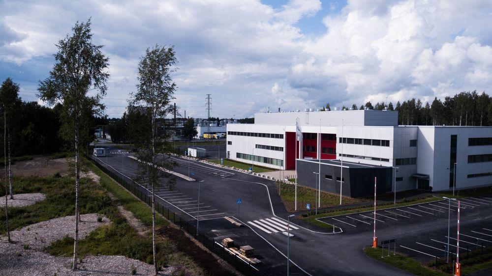 Cafe Pepé Oikeus- ja Poliisitalo, Joensuu
