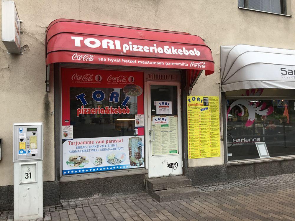 Tori Pizzeria & Kebab, Lappeenranta