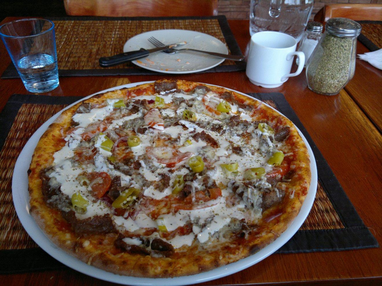 Pizzeria Parmesan, Helsinki