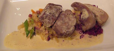 Lyon, Helsinki: Karitsan entrecôtea ja karitsankieltä