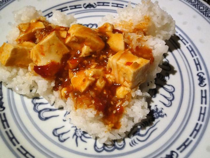 Ravintola Mr. Lau, Helsinki: Tofua pippurikastikkeessa