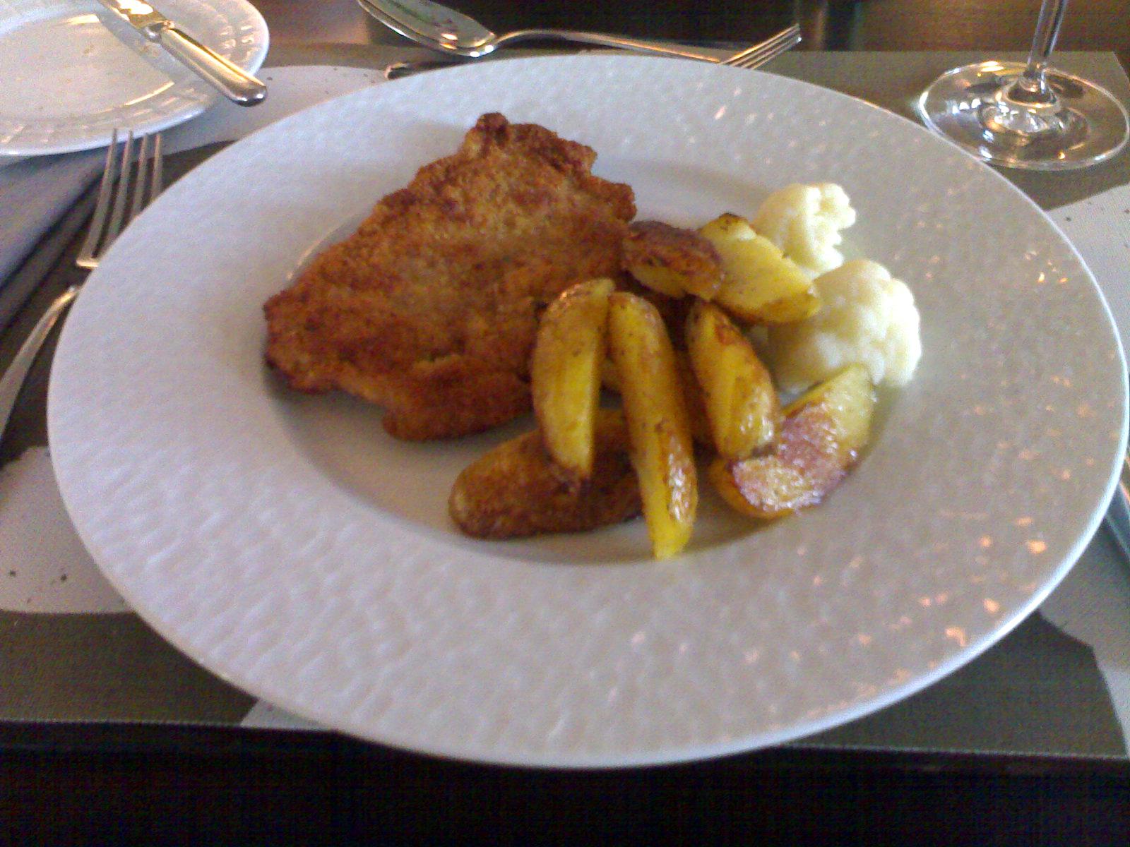 Restaurang Prakticum, Helsinki: sveitsinleike