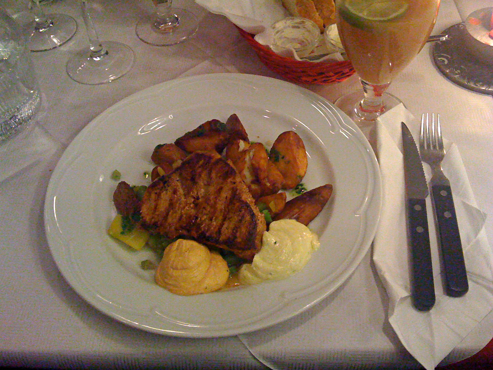 Manhattan Steak House Espa, Helsinki