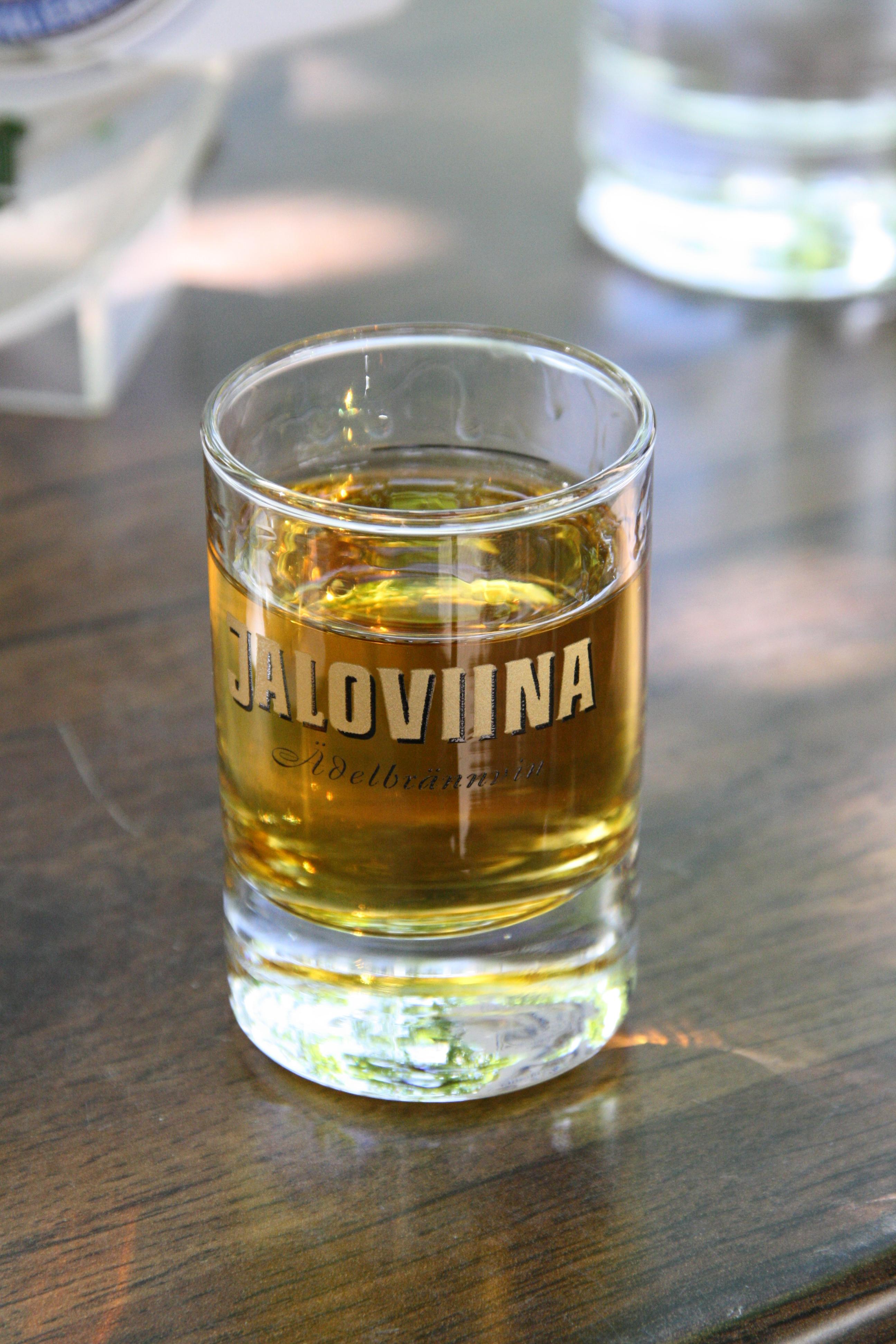 Ravintola Birgitta, Hämeenlinna: Jaloviina *