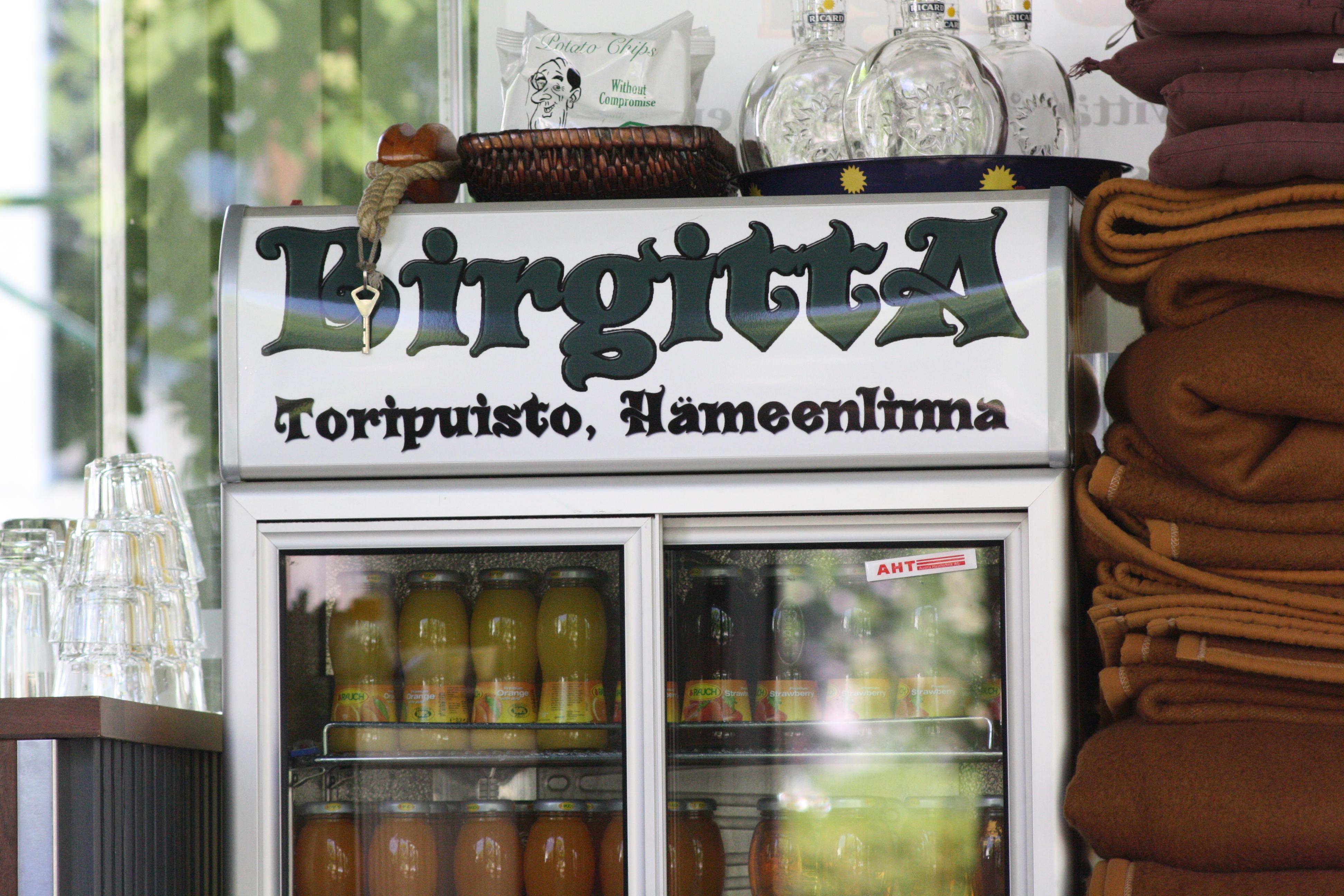 Ravintola Birgitta, Hämeenlinna: Birgitan kaappi