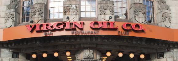 Virgin Oil Co., Helsingfors