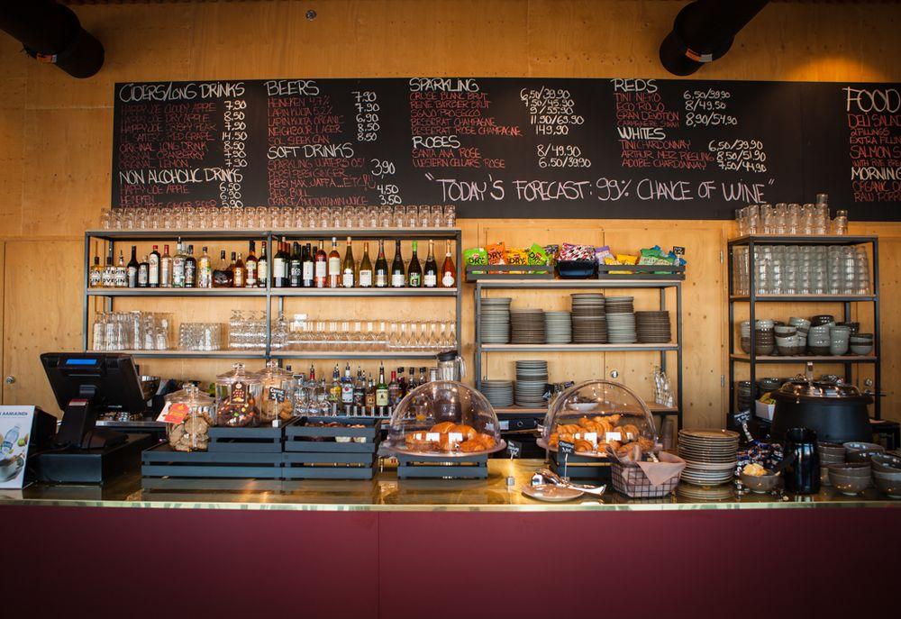 Allas Cafe, Helsinki