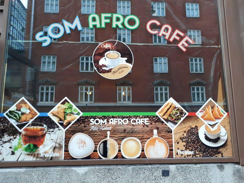 Som Afro Cafe, Helsinki
