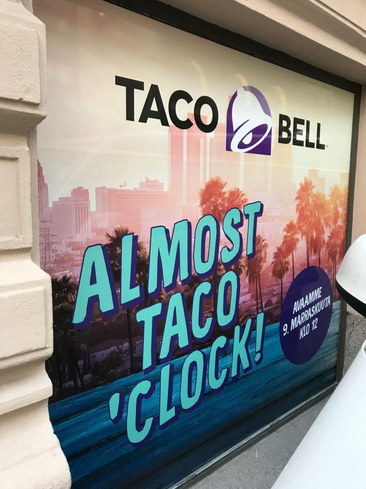Taco Bell Bakers, Helsinki
