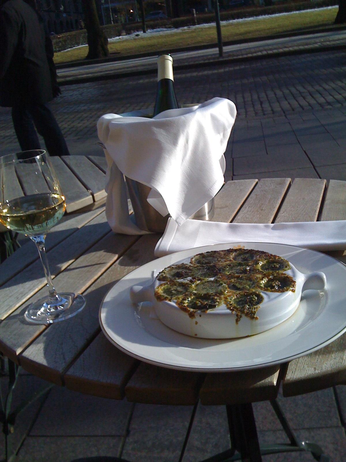 Brasserie Kämp, Helsingfors