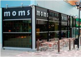 Ravintola moms, Kauniainen