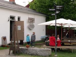 Vohvelikahvila Museopiha, Kokkola