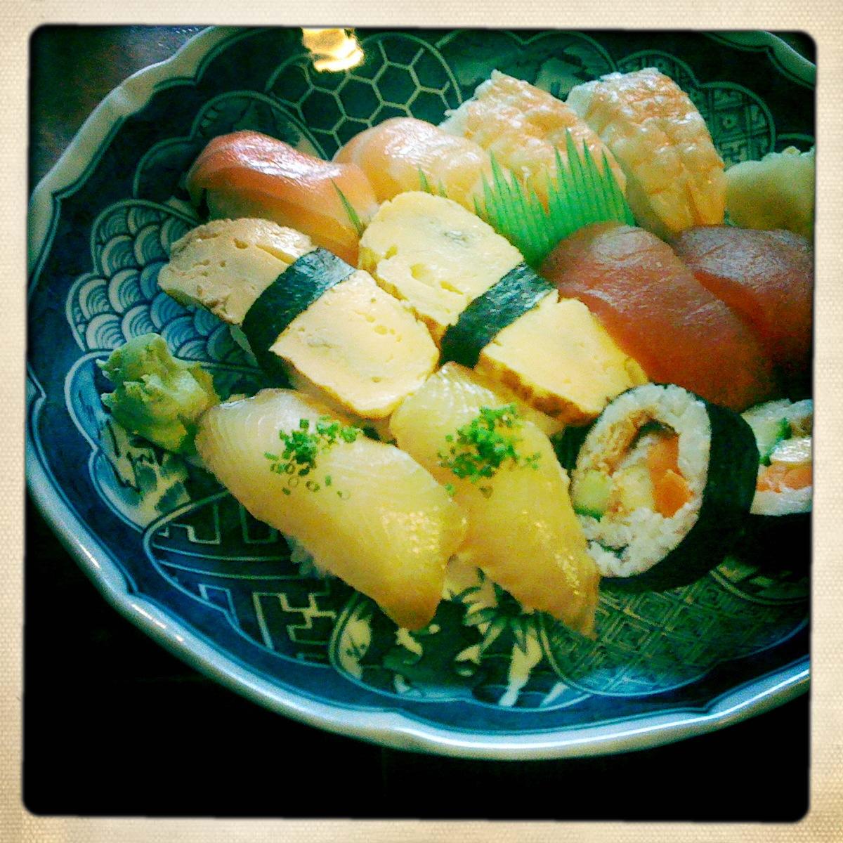 Ichiban Sushi Aikatalo, Helsinki: Pair set