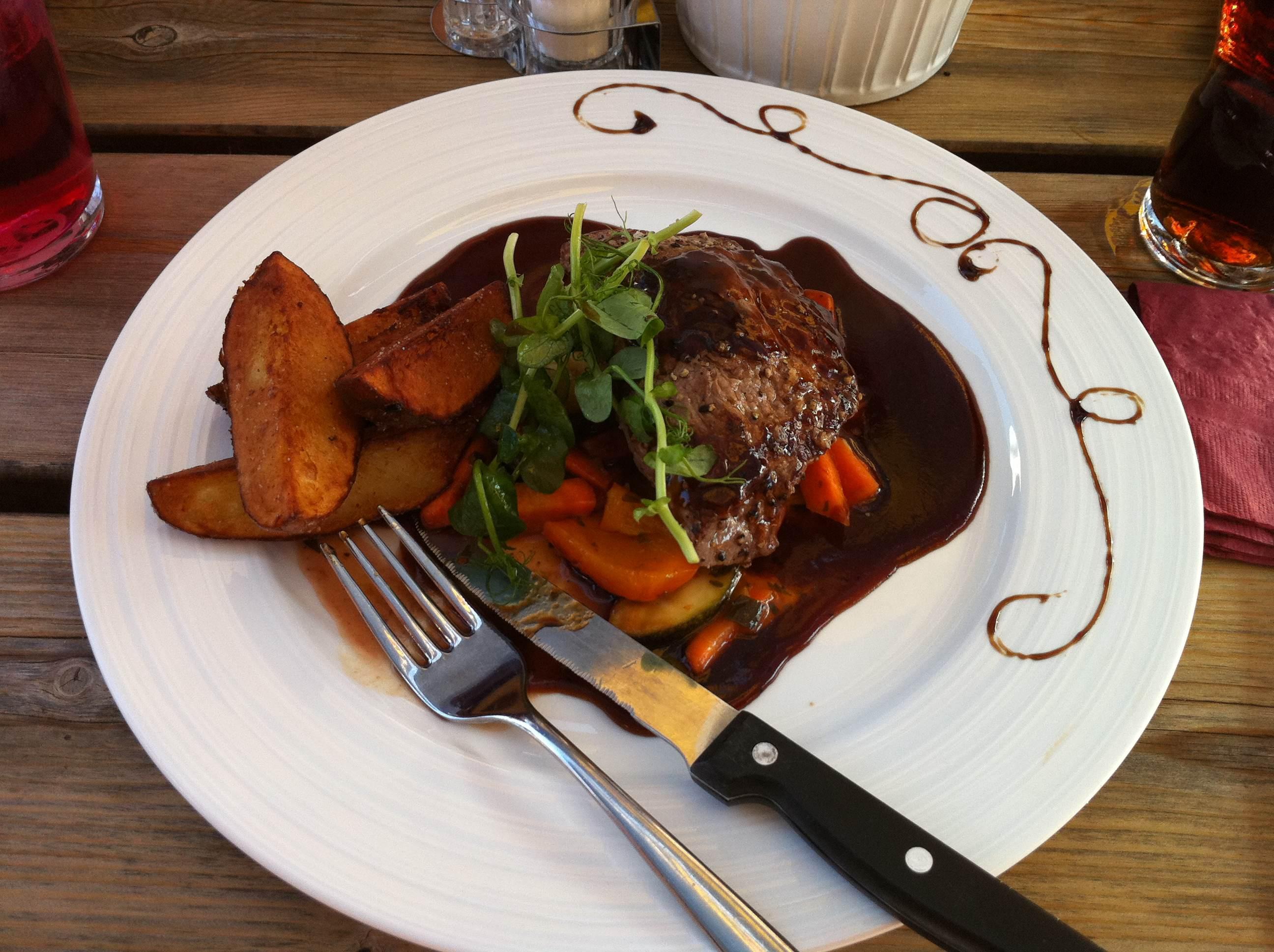 Restaurant Buffalo & Guestharbor, Korppoo
