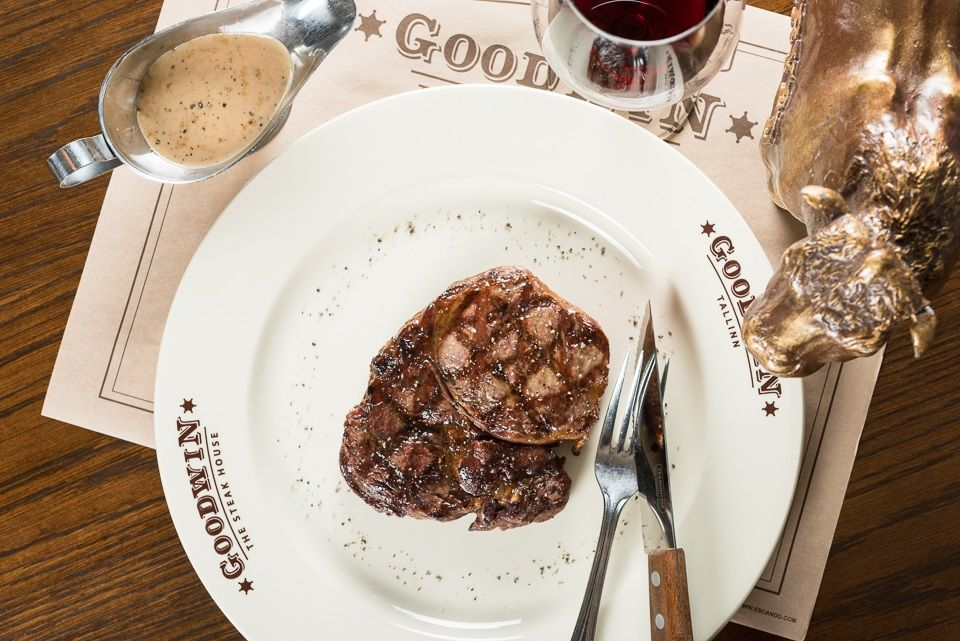 Goodwin Steak House, Tallinna