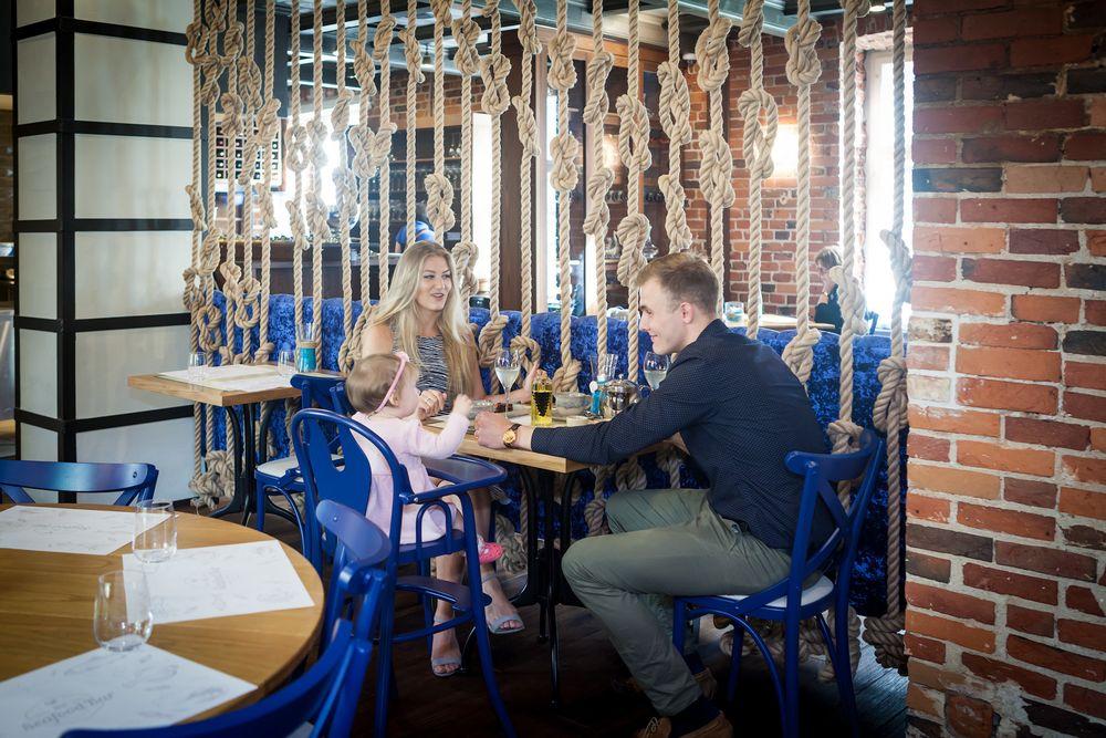 The Seafood Bar Tallinn, Tallinna