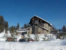 Hotelli Kalevala, Kuhmo