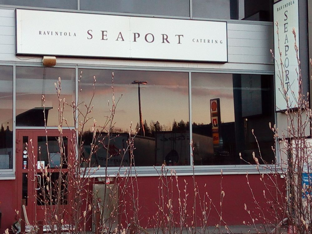 Ravintola Seaport Catering, Helsinki