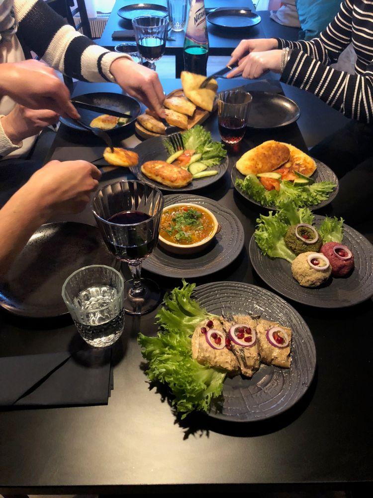 Ravintola Rioni, Espoo