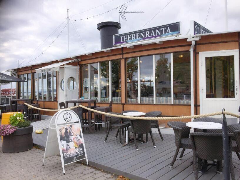 Laivaravintola Teerenranta, Lahti