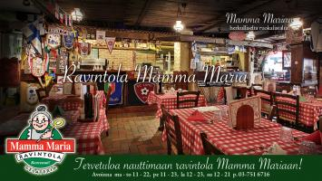 Spaghetteria Mamma Maria, Lahti