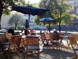Bear Park Cafe - Karhupuiston kioski, Helsinki