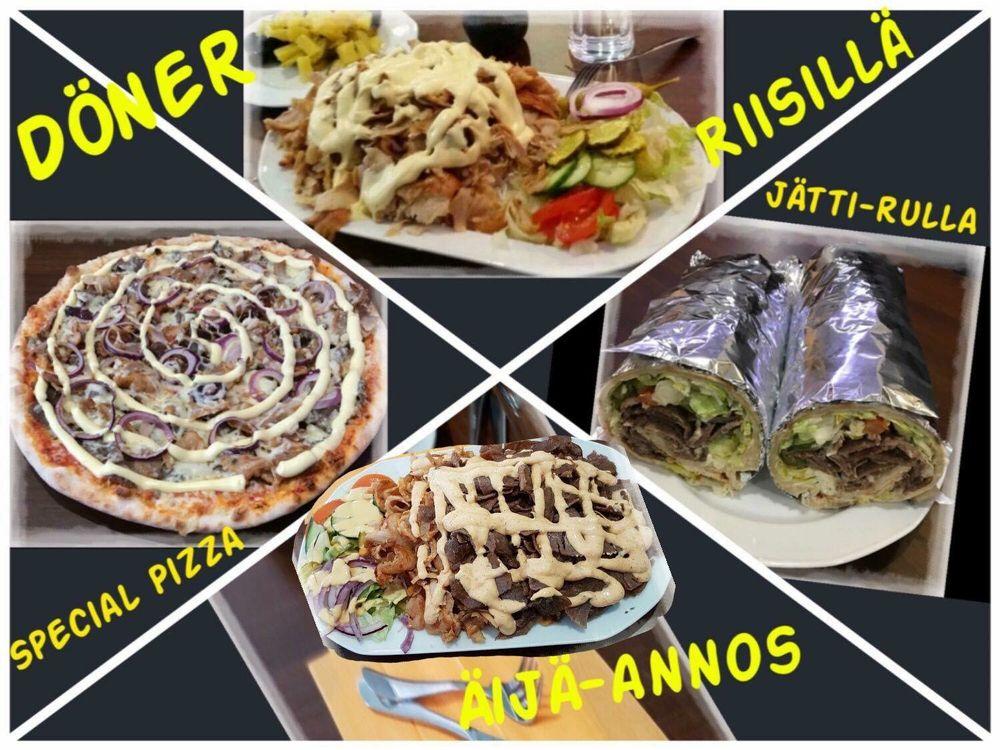 Kauppakadun Kebab Pizzeria, Jyväskylä