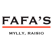 Fafa's, Mylly, Raisio