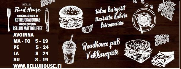 Rellu RoadHouse, Varkaus