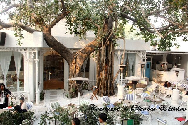 Olive Bar & Kitchen, New Delhi