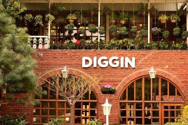 Diggin, New Delhi