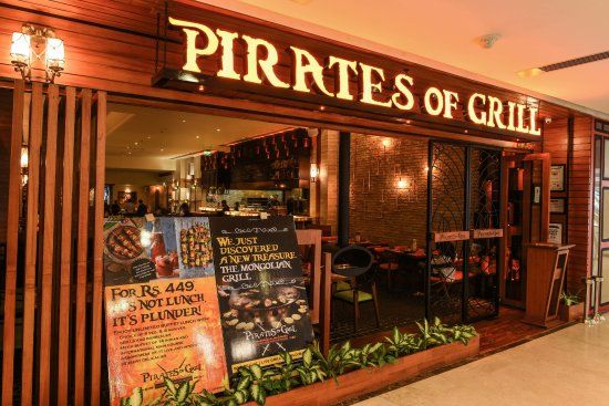 Pirates of Grill, New Delhi