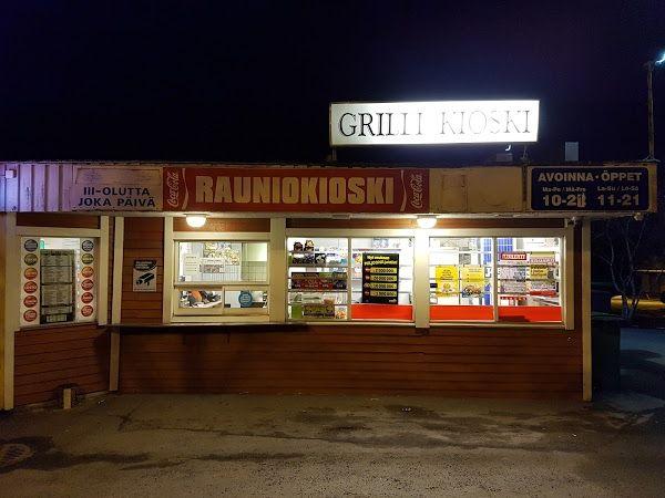 Rauniokioski, Vaasa
