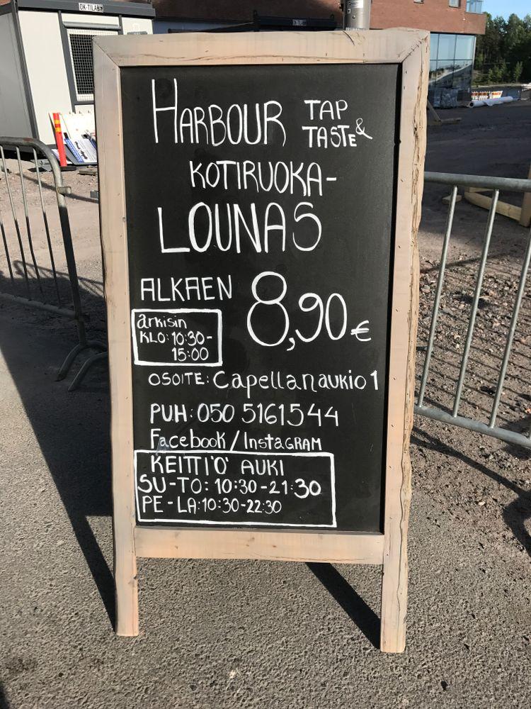 Harbour Tap & Taste, Helsinki