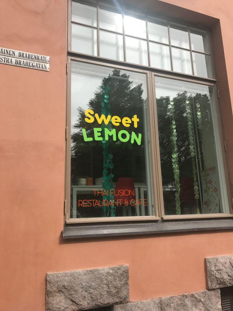 Sweet Lemon, Helsinki