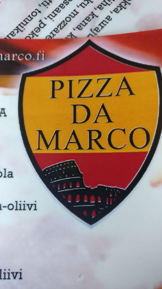 Pizzeria Da marco, Joensuu