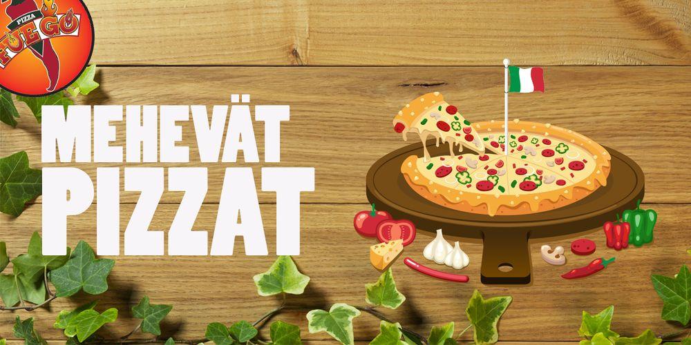 Pizza FUEGO!, Espoo