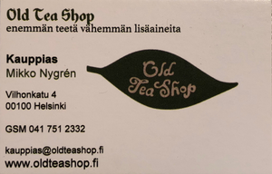 Old Tea Shop Helsinki, Helsinki